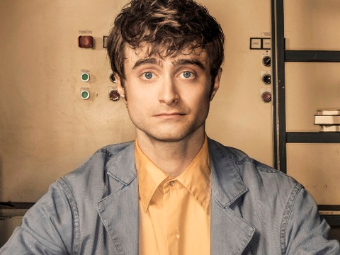 Daniel Radcliffe em Miracle Workers