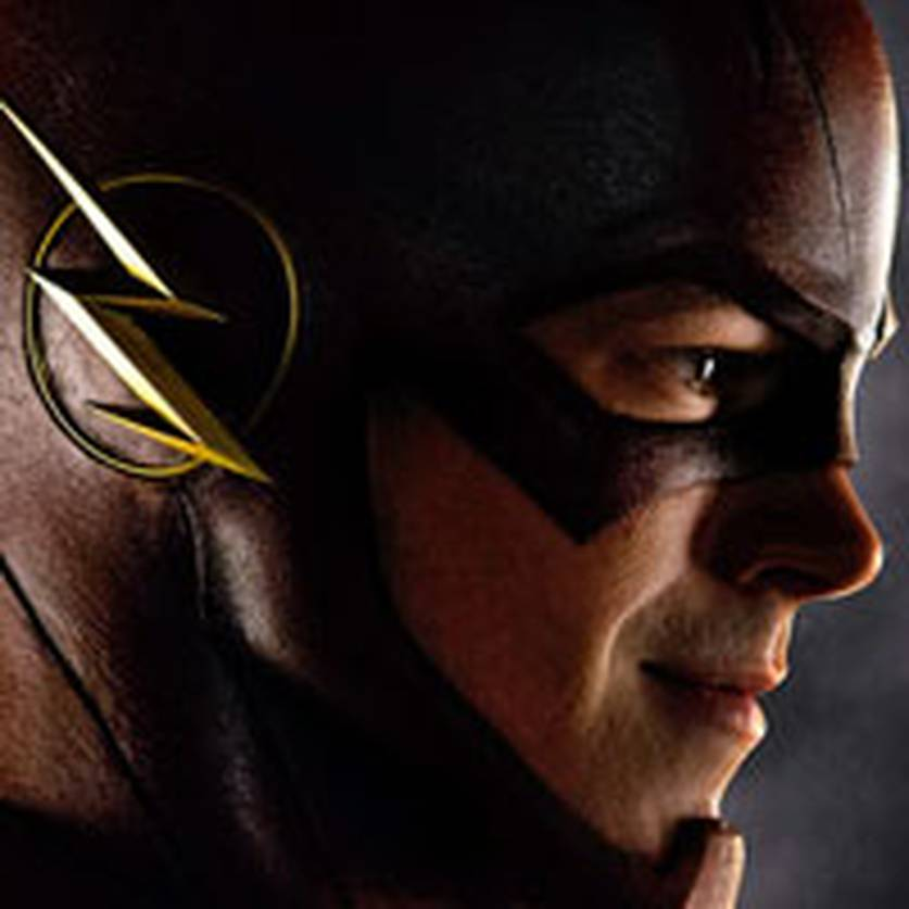 The Flash é renovada para segunda temporada