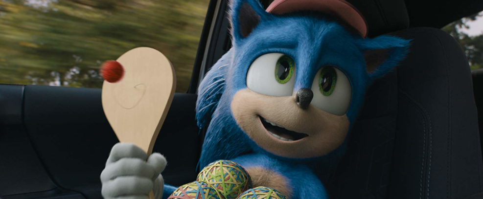Sonic estreia no topo da bilheteria brasileira