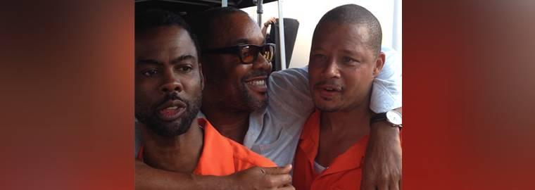 Empire | Chris Rock toma soco de Terrence Howard nas