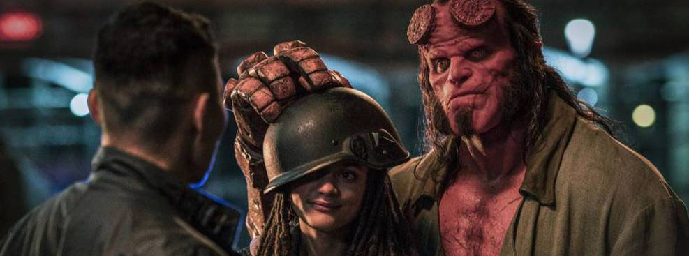 Hellboy | David Harbour admite que reboot tem problemas