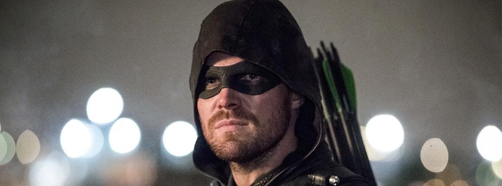 Arrow | Última temporada ganha novas imagens com Tommy Merlin e Moira Queen