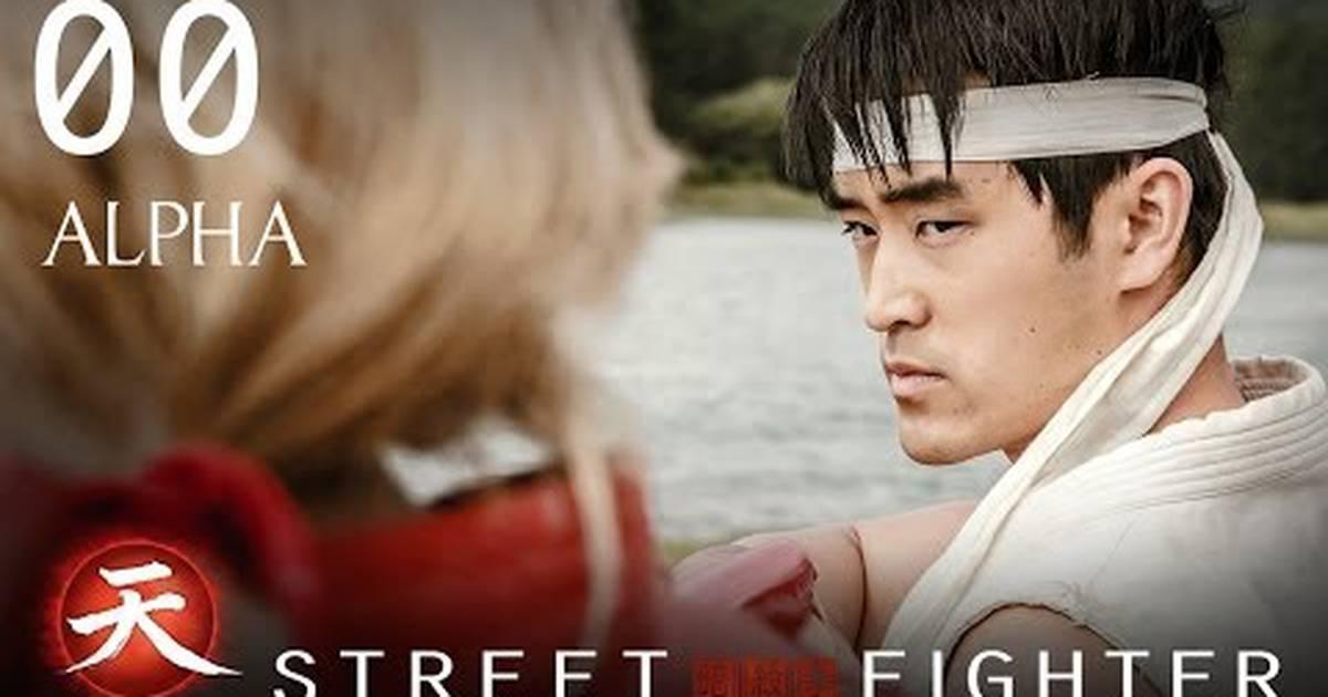 street fighter assassins fist gouken