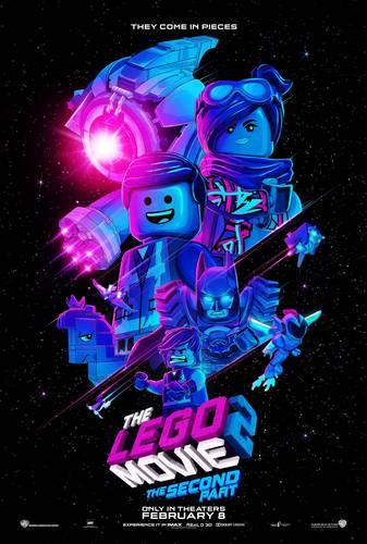[FILMES] - Notícias diversas, trailers, etc! - Página 20 Uma-aventura-lego-2-poster
