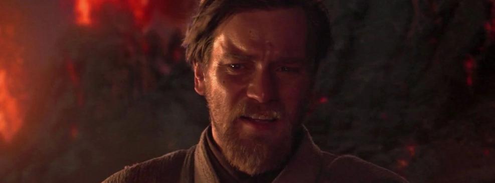 Ewan McGregor em Star Wars Episódio III