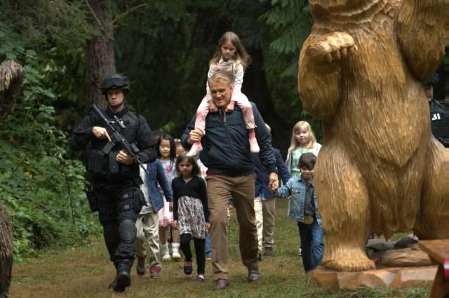 Um Tira no Jardim de Infância 2 | Veja Dolph Lundgren nas ...