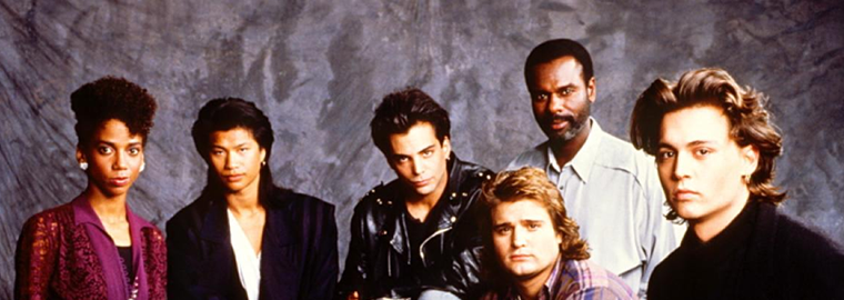 Anjos da Lei | Os 30 anos da série que revelou Johnny Depp