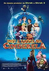 Assistir Deu a louca na Cinderela Dublado 2007
