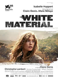 white material