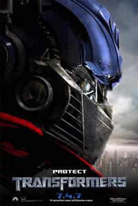 poster autobot Transformers: Hasbro lança site dos brinquedos oficiais do filme
