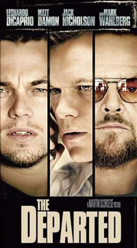 the departed scorsese