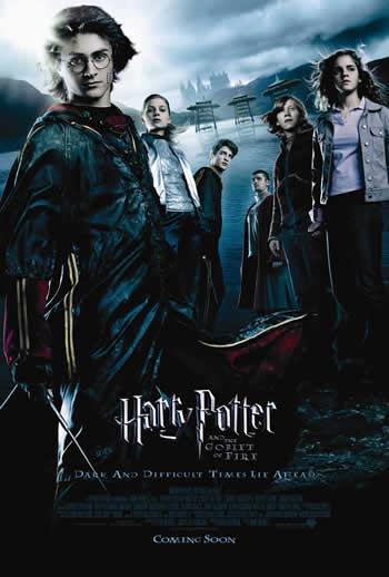 Harry Potter 04 : E o Cálice de Fogo (Dublado)