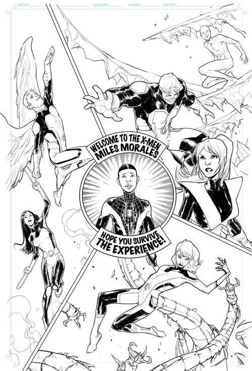 [Quadrinhos] Miles Morales entra para os All-New X-Men All-new-x-men-32