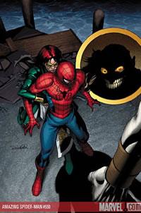 Amazing Spider-Man #550 (janeiro)