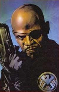 Nick Fury, versão Ultimate