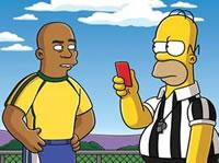 Ronaldo e Homer