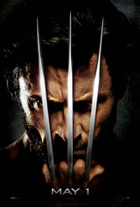 Poster do Wolverine