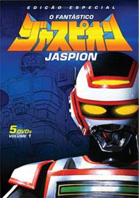 O Fantástico Jaspion - Completo [AVI - DVDRip - Dublado] - Torrent