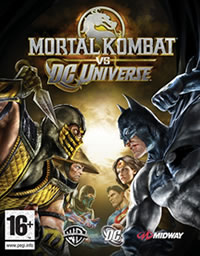[Play3/Xbox360] Review - Mortal Kombat vs. DC Universe Capa