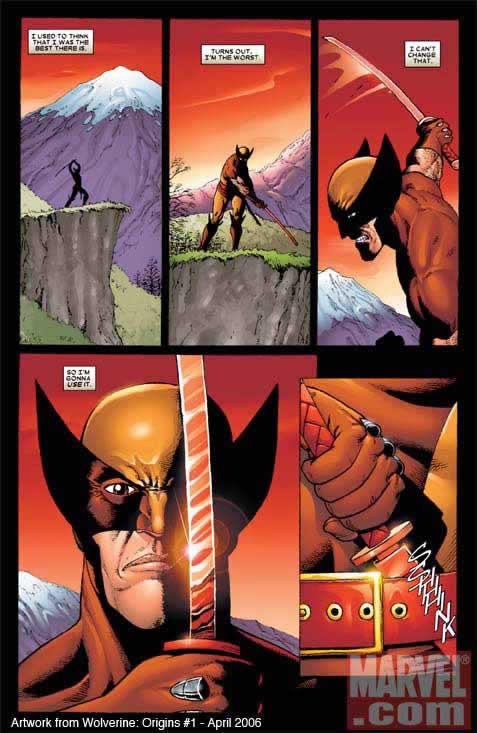 Baixar HQ Wolverine e