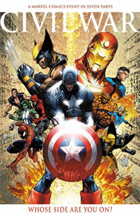 Тор, Капитан Америка и Железный человек сразятся друг с другом.