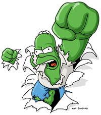 cosplays simpson 2 Homer_hulk