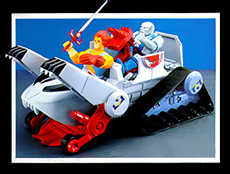 Thundercat Tank on Thunder Tank