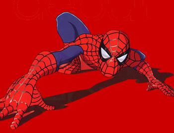 Novas Imagens Do Desenho Do Homem Aranha