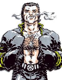 Quitely's Wolverine