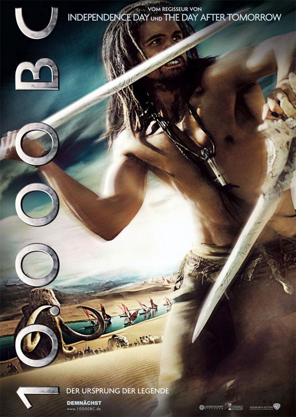 10000ac 03 10.000 AC (2008) [HD] [DVDRip]   Español
