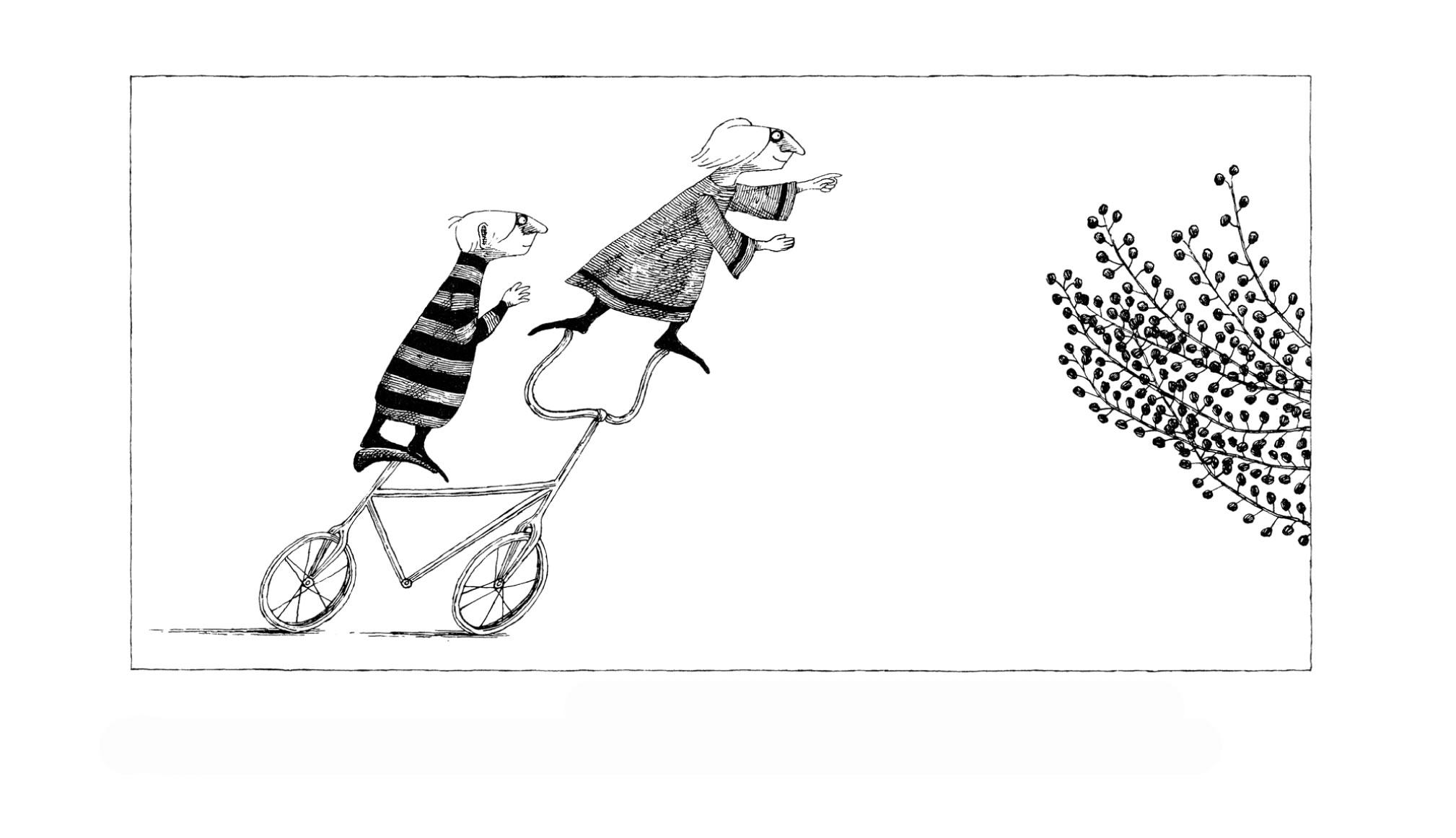 A Bicicleta Epipletica