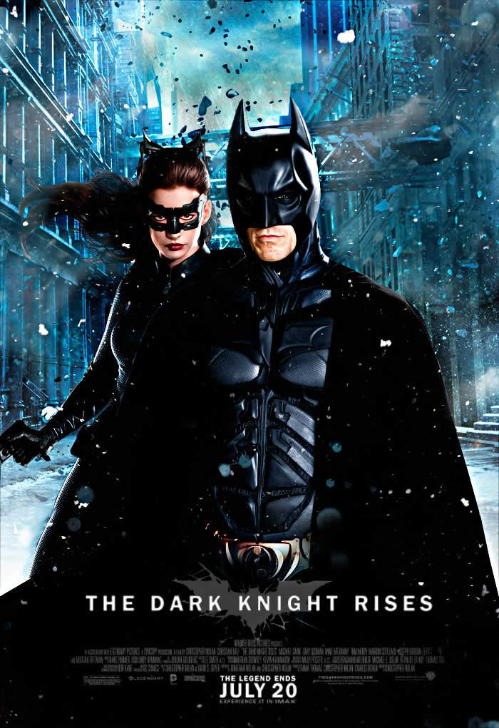Batman O Cavaleiro das Trevas Ressurge 2012