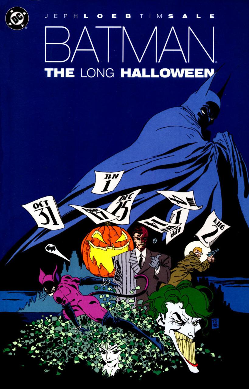 Batman O Longo Dia das Bruxas