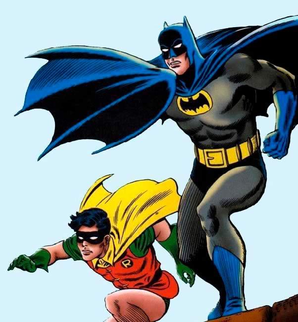 Batman por Carmine Infantino