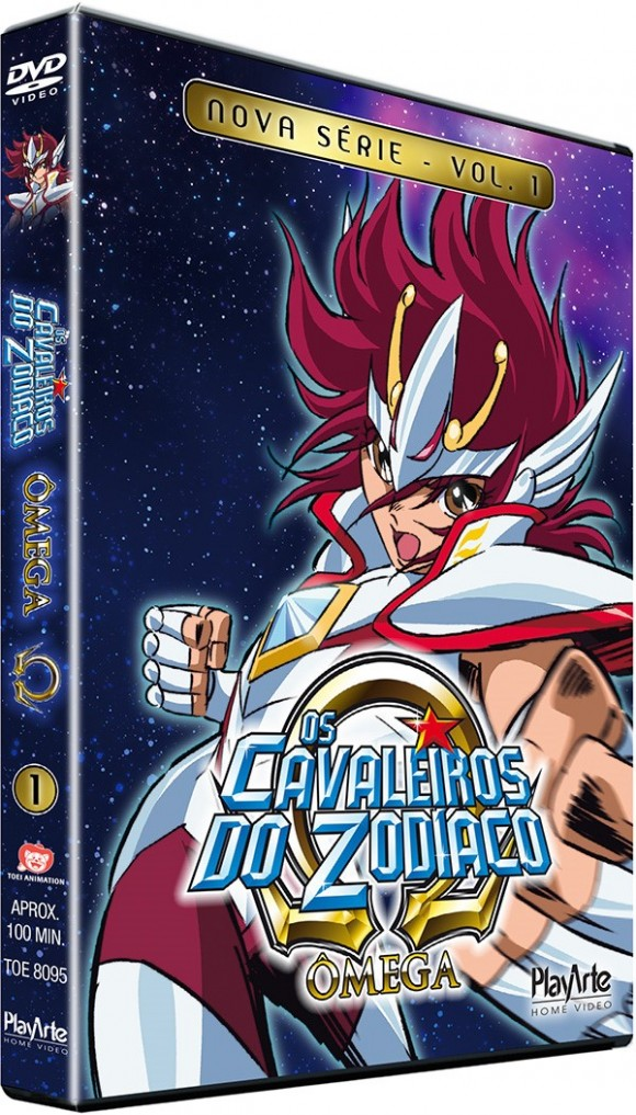 Cavaleiros do Zodiaco Omega Vol 01