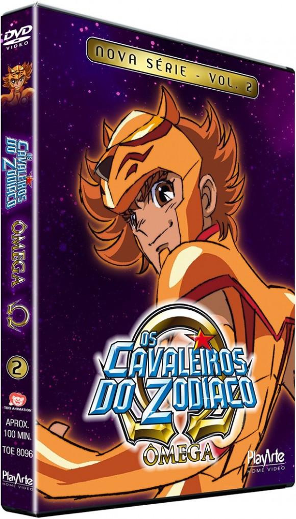 Cavaleiros do Zodiaco Omega Vol 02