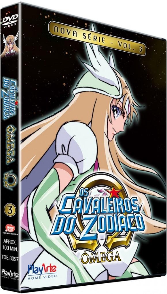 Cavaleiros do Zodiaco Omega Vol 03