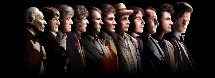 Doctor Who 50 Anos 01