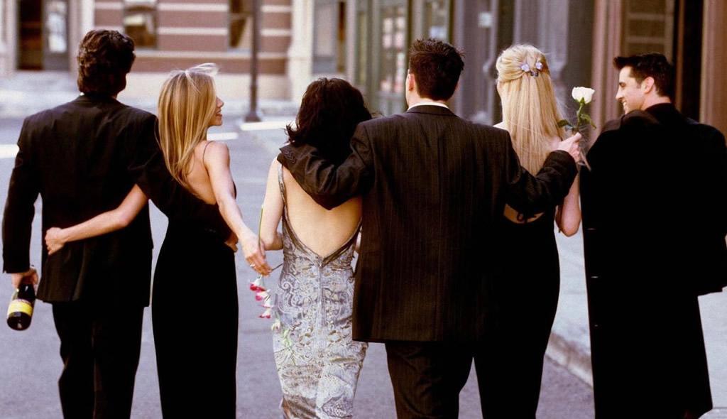 Friends 9 anos 02