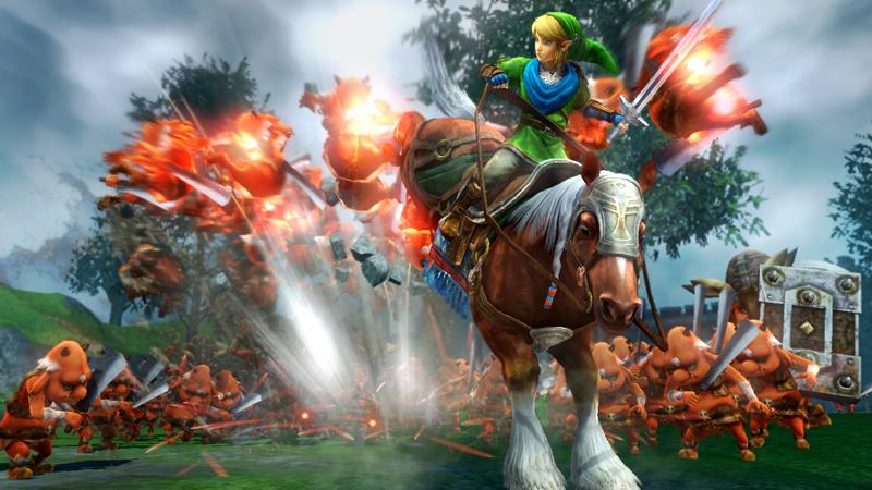 Legend Of Zelda - Hyrule Warriors terá Epona como DLC - veja