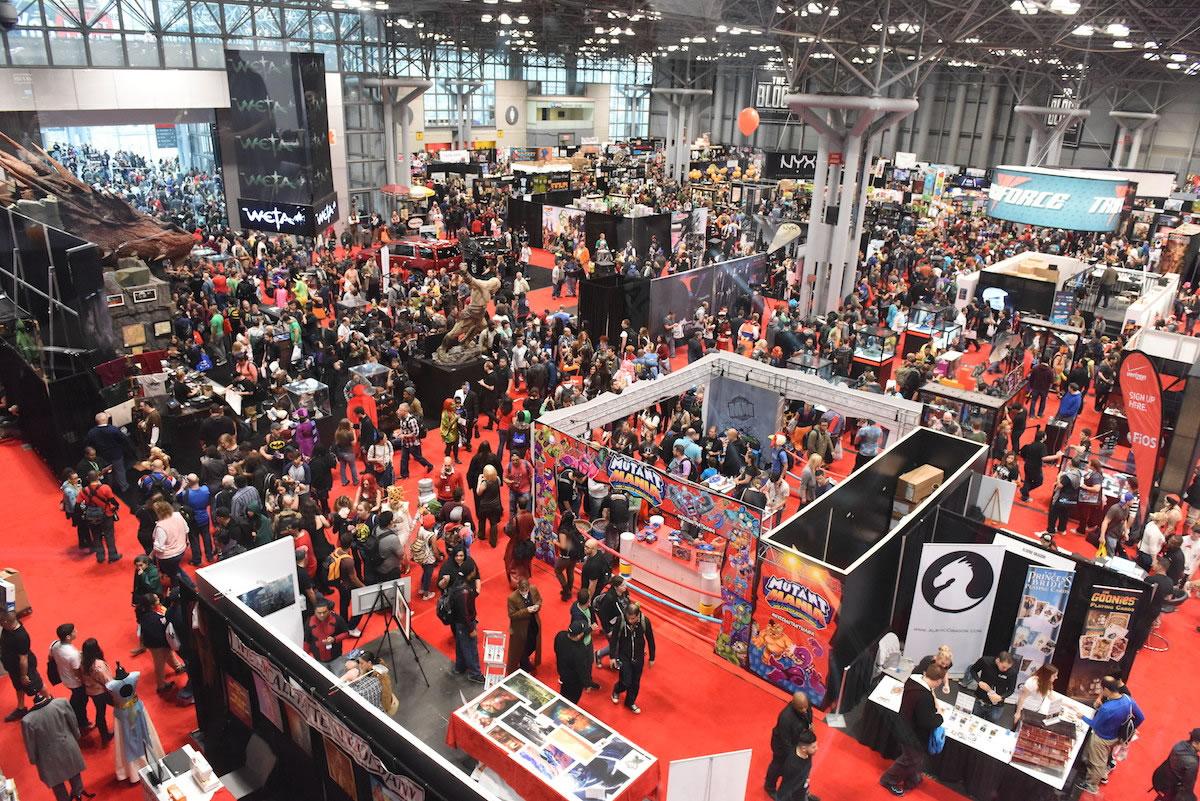 New York Comic Con 2014 19