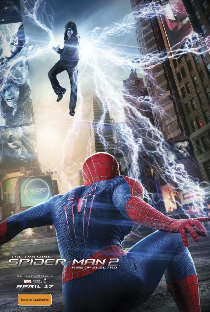 O Espetacular Homem Aranha 2 7Jan2014 03