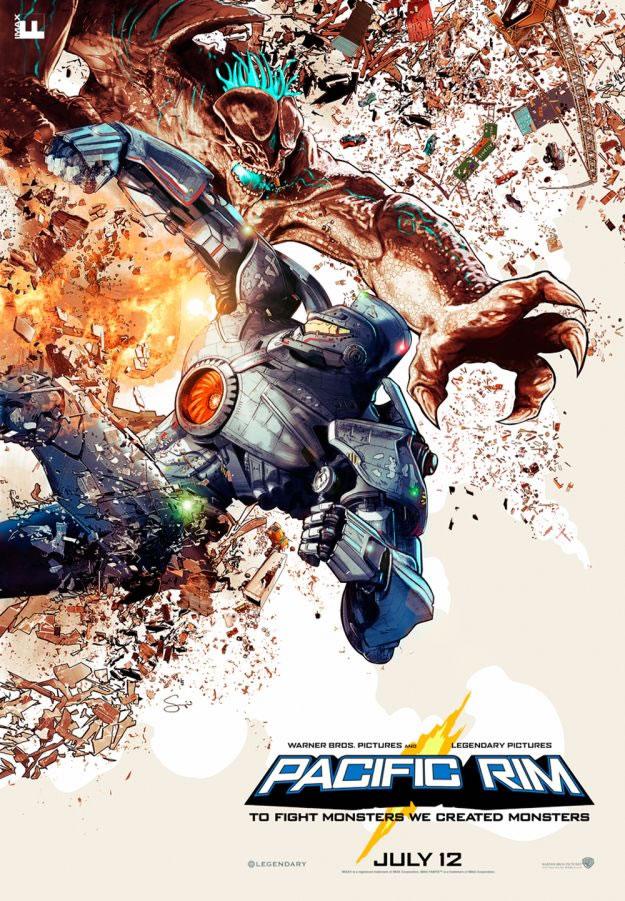 Circulo de Fogo poster IMAX 24Jun2013