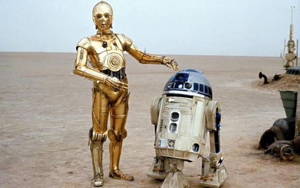 R2-D2 C-3PO