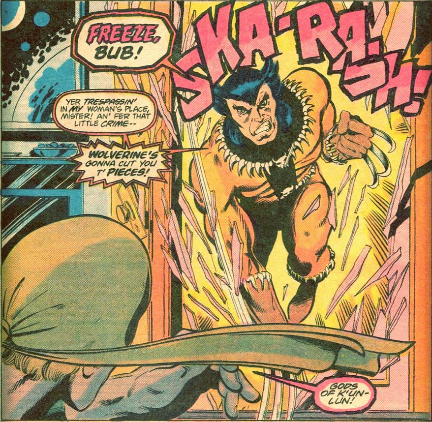 Wolverine 1977
