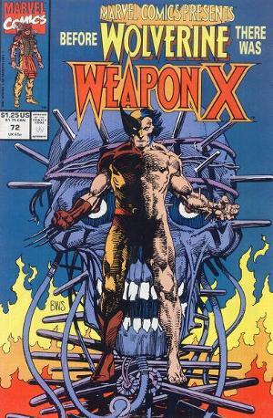 Wolverine 1991