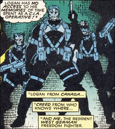 Wolverine 1992