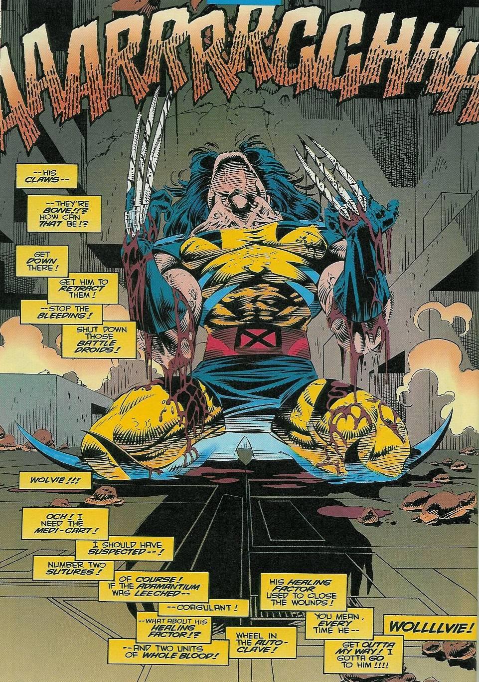 Wolverine 1994