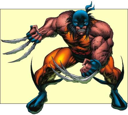 Wolverine Selvagem