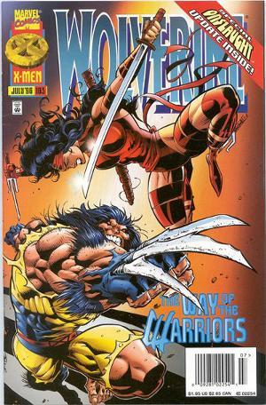 Wolverine 1996